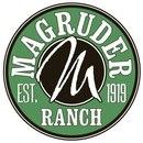 Magruder Ranch logo